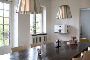 modern dollhouse, ultra modern dollhouse, Arne Jacobsen Dollhouse, modern dollhouses, dollhouses for adults, danish design