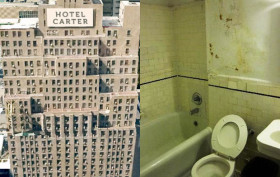 hotel carter nyc, america's dirtiest hotel