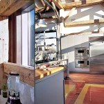 Chiat Beach House, HS2 Architecture, Sagaponack New York, salvaged barn frame