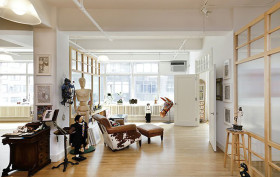 361 West 36th Street, live/work, artists' loft
