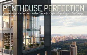 nyc luxury penthouse, million dollar listing, penthouse perfection