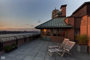 Clarendon Penthouse, Clarendon, 137 Riverside Drive, William Randolph Hearst, NYC penthouses