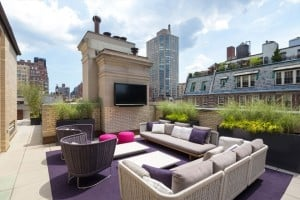 Carhart Mansion Penthouse, Carhart Mansion, NYC penthouses, Horace Trumbauer, Tamara Mellon, 3 East 95th Street