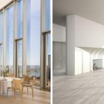 56 Leonard Street, 56 Leonard Street PH58, Herzog & de Meuron, NYC penthouses