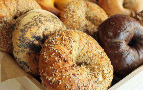 bagels, nyc bagels, brooklyn bagels, toasted bagels, untoasted bagels