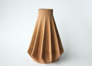 Olivier Van Herpt, 3D Printed Ceramics, Dutch design, Eindhoven, 3D machine, ceramics