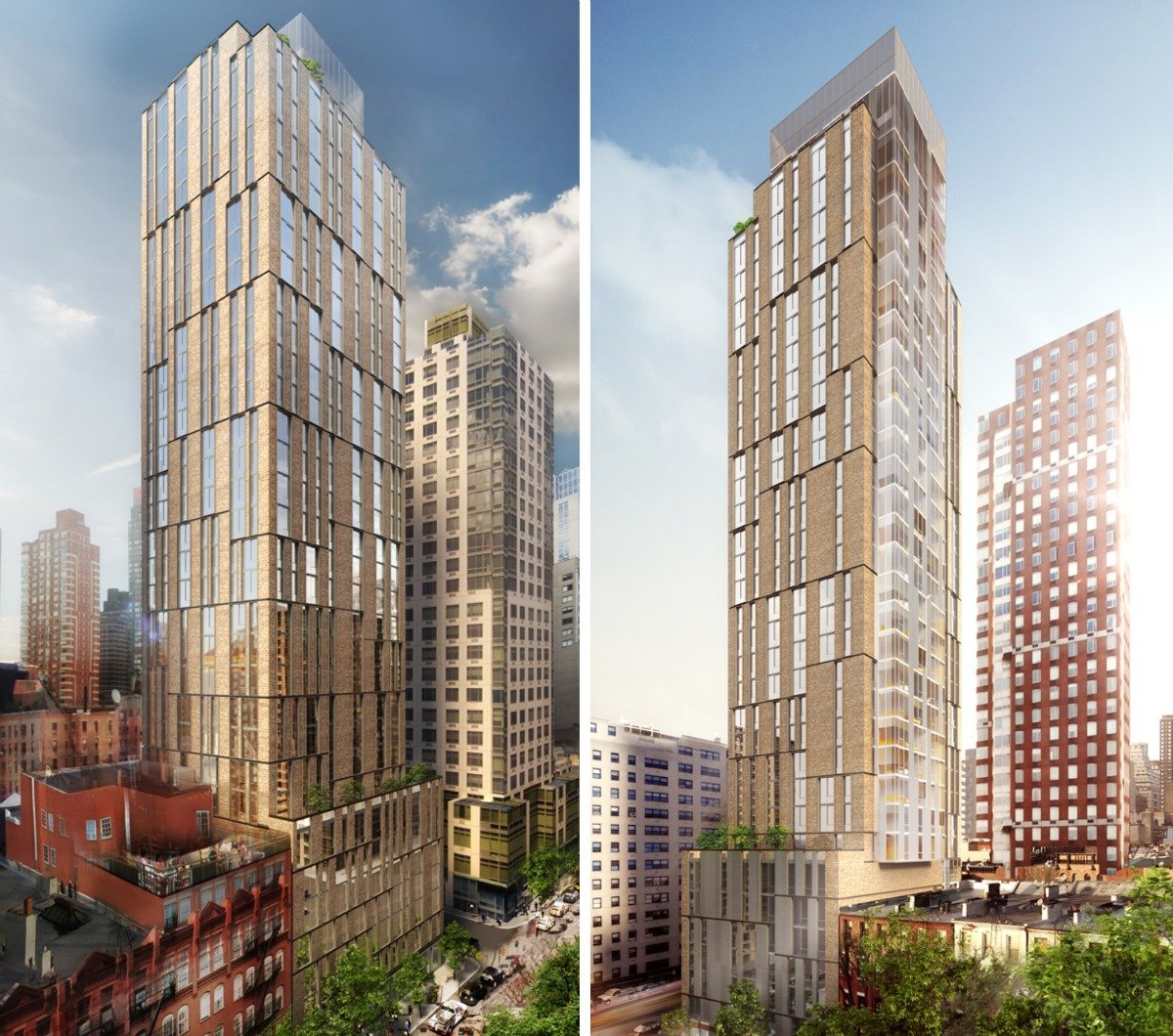 Revealed Shop Designed Condos By Anbau On The Upper East
