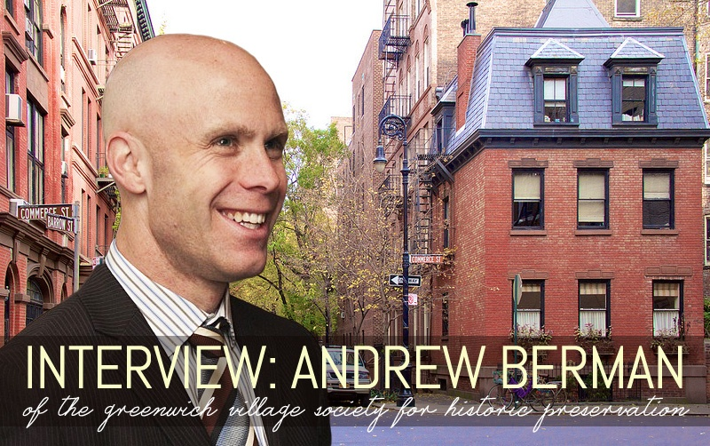 interview andrew berman executive director of the