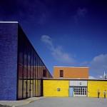 GM Tech Center, Saarinen, Modern architecture,