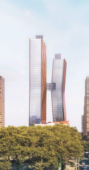 JDS Development, SHop Architects, East River, Solow, Long Island City
