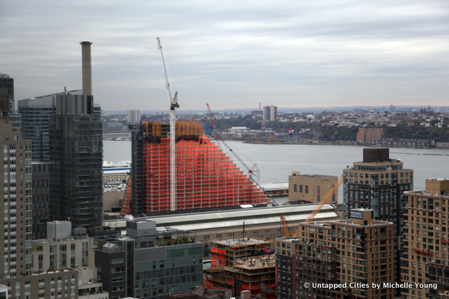 Bjarke Ingels 57th Street pyramid