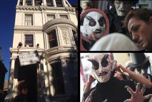 nightmare on clinton avenue brooklyn halloween 313, nightmare on clinton avenue brooklyn, halloween 313, janna kennedy hyten