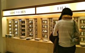 Automat at NYPL