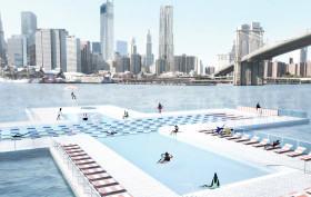 +Pool, NYC floating pool