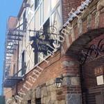 265 West 94th Street, Pomander Walk, Thomas J. Healy, English Tudor village,