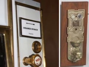 Horn & Hardart, automat, NYC ephemera, collectibles, Steve Stollman