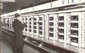Automat, Berenice Abbott, Photography, NYC