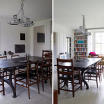 Tsao & McKown, 1850's farmhouse renovation, charming weekend retreat, Danish design, Christopher Dresser, Hans Wegner, Rhinebeck, shaker design, worldwide crafts