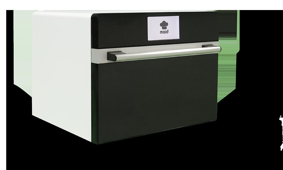 MAID microwave, SectorQube, smart microwave