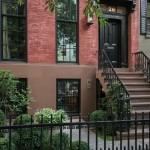 West Village Townhouse - front exterior