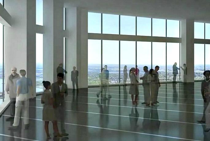 One World Observatory, One World Trade Center