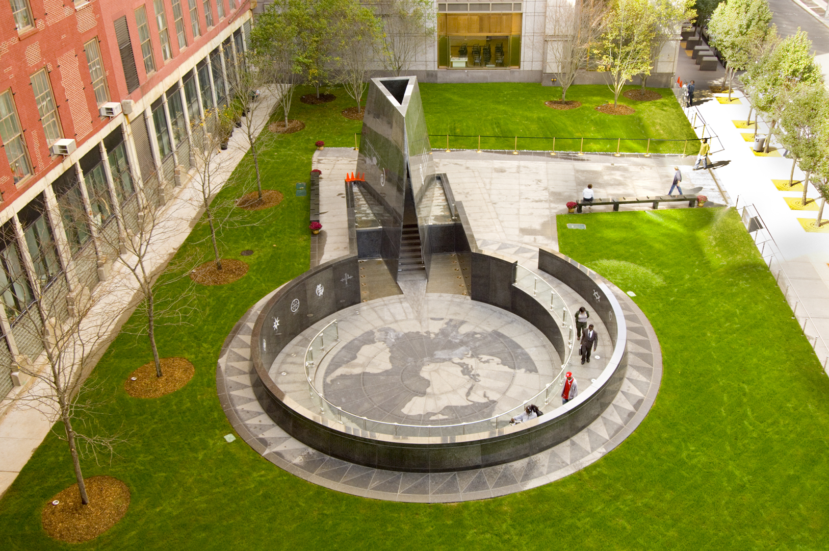 African Burial Ground Monument