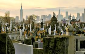 Calvary Cemetery Queens