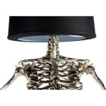 Zia Priven, Philippe lamp, skeleton lamp