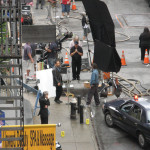 SVU, Movie Set, Film Shoot, NYC