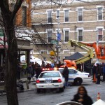 Blue Bloods, film shoot, Film Set, Brooklyn