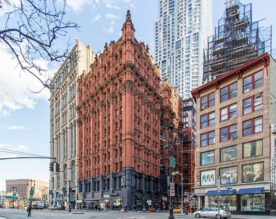Terra cotta in new york city beautiful buildings adorned for New york city beautiful