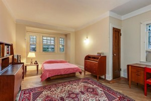 Ditmas Park Craftsman, Fisk Terrace-Midwood Park Historic District, real estate brooklyn, real estate ditmas park, master bedroom and bath