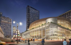 New Madison Square Garden, Woods Bagot
