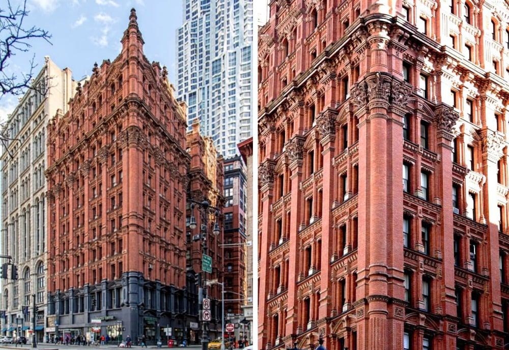 Terra Cotta In New York City Beautiful Buildings Adorned