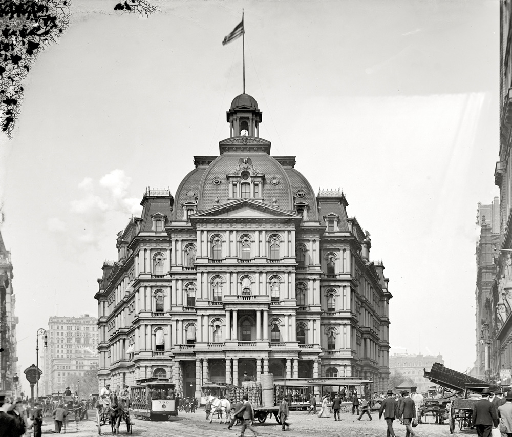 City Hall Post Office NYC