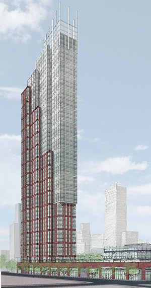 Dattner Architects, Downtown Brooklyn development, BAM, Atlantic Yards, Barclay Center, Brooklyn construction, Atlantic Terminal, LIRR