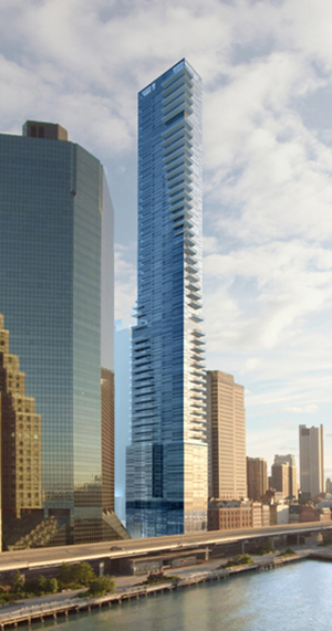 Fortis, SOuth Street Seaport, Pier 17, Financial District, Downtown Tower, NYC Condo