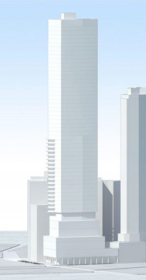 Rudin, FiDi, Downtown development