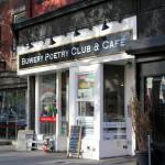 bowery poetry club