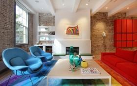 Ghislaine Vinas Greenwich Street Apartment