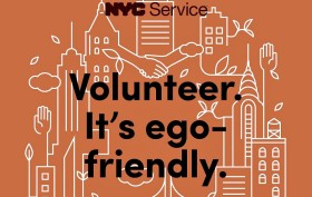 NYC Service Volunteer Ad