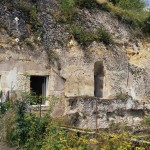 Chez Helene Amboise Troglodyte, French Cave, Troglodyte home, cool dwelling