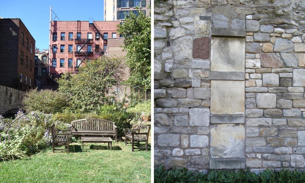 Peeking into the East Village's Marble Cemeteries | 6sqft