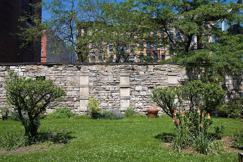 New York Marble Cemetery, East Village history, historic NYC cemeteries