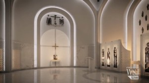Ground Zero Church, Santiago Calatrava, St.NicholasGreekOrthodoxChurch