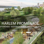 harlem promenade, harlem high line