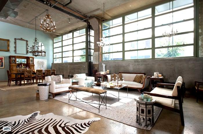 195 Hudson Street, Beyonce and Jay-Z, Bethenny Frankel, Antonio Lobon zen loft