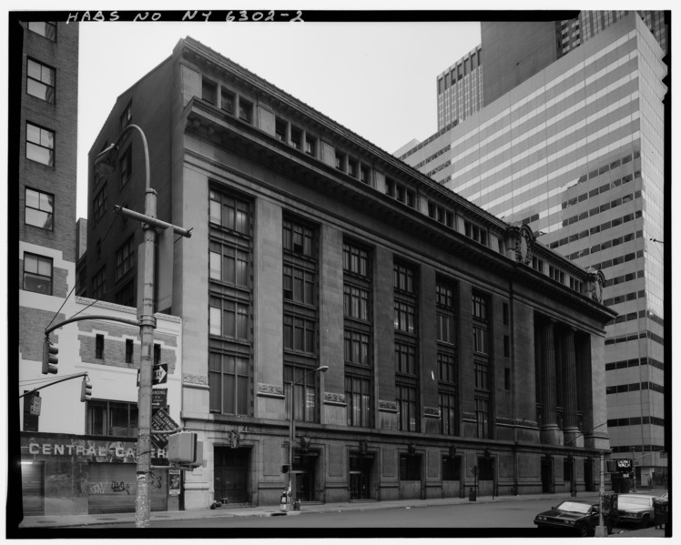 Grand Central Post Office