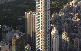 432 Park Avenue, world's tallest tower, world's tallest residential tower