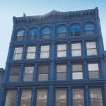 345 Grand Street, NYC cast iron architecture